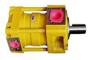 QT单联内啮合齿轮泵