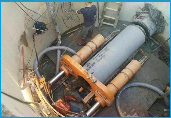 成套竞博jbo亚洲第一电竞平台顶管机|水泥管顶管机